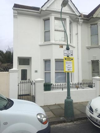 Thumbnail Terraced house to rent in Molesworth Street, Hove