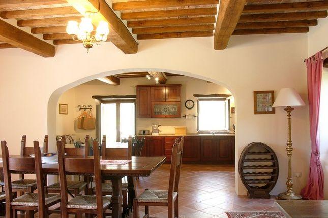 Dining of Vista Niccone, Niccone Valley, Umbria