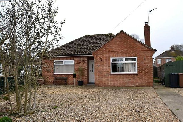 Thumbnail Bungalow for sale in Cedar Way, West Lynn, King's Lynn