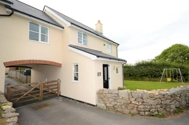 Thumbnail Link-detached house for sale in Widecombe-In-The-Moor, Newton Abbot, Devon