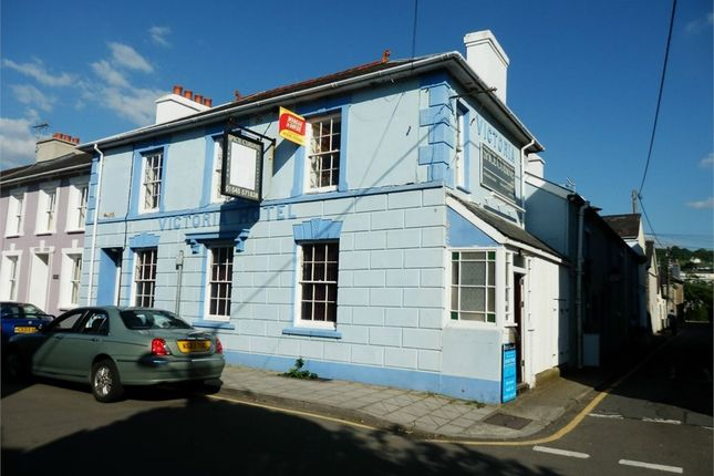 Thumbnail Commercial property for sale in Victoria Street, Aberaeron