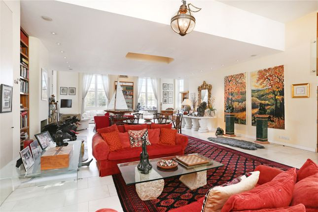 Thumbnail Flat for sale in Southside Quarter, 38 Burns Road, London