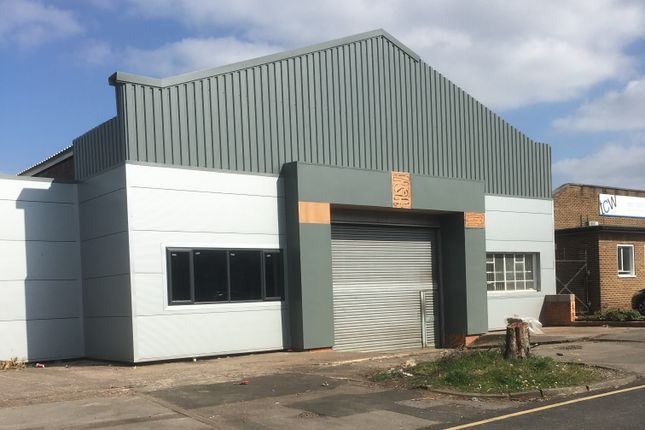 Thumbnail Industrial to let in Vulcan Road, Solihull