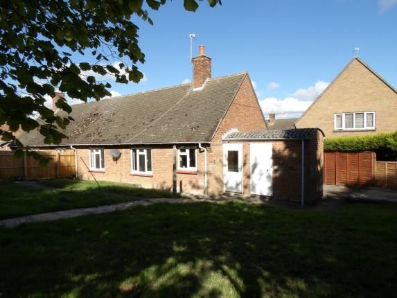 Thumbnail Bungalow for sale in The Prebend, Northend, Southam, Warwickshire