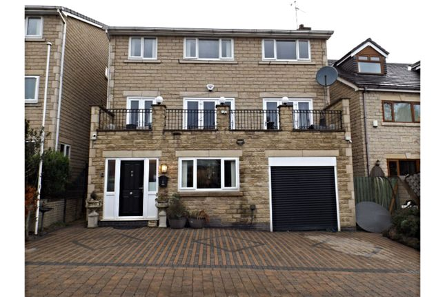 Thumbnail Detached house for sale in St. Anthonys Drive, Ashton-Under-Lyne