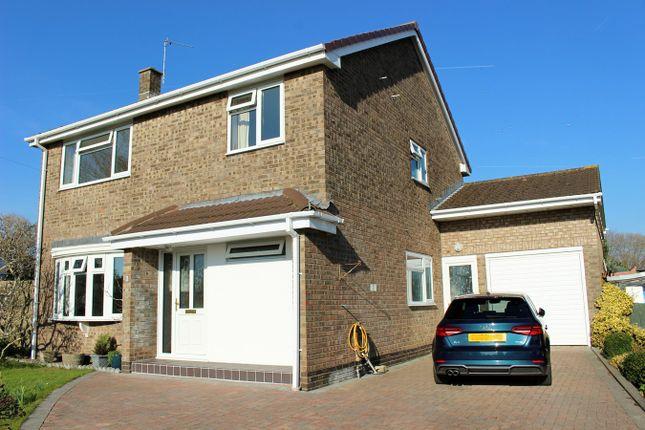 Thumbnail Detached house for sale in Lon-Od-Nant, Llantwit Major