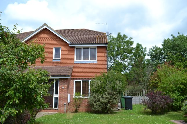 Thumbnail Semi-detached house to rent in Summerfields, Chineham