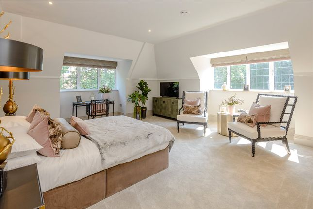 Thumbnail Flat for sale in Birchcroft, Brockenhurst Road, Ascot, Berkshire