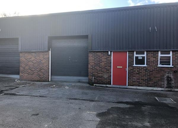 Thumbnail Light industrial to let in Unit 18, Broombank Park, Chesterfield