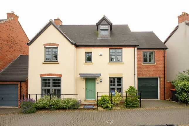 Thumbnail Detached house for sale in Stainburn Road, Lawley Village, Telford