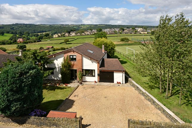 Thumbnail Detached house for sale in Hallas Road, Kirkburton, Huddersfield, West Yorkshire