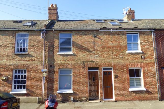Thumbnail Terraced house to rent in Denmark Street, Oxford