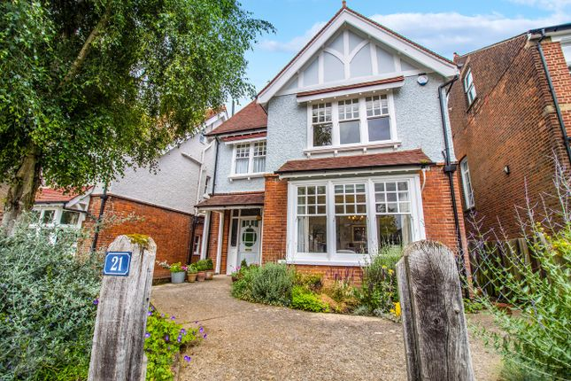 Thumbnail Detached house for sale in Ireton Road, Colchester