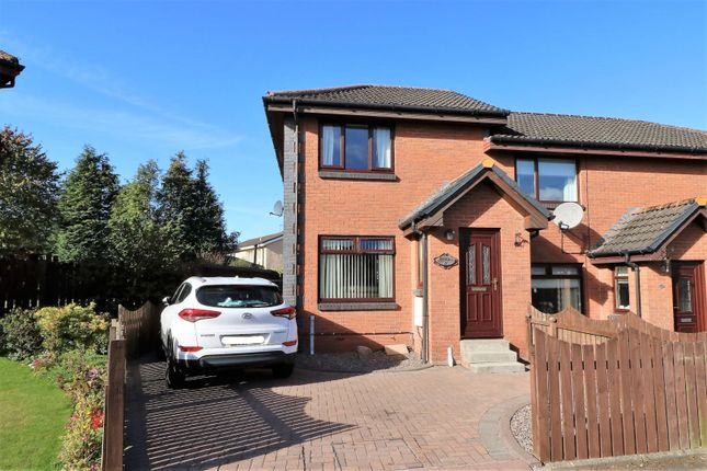 Thumbnail End terrace house for sale in Heather Grove, Falkirk