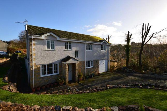 Thumbnail Detached house for sale in Little Dean, Liskeard, Cornwall