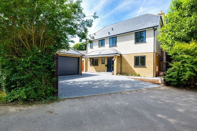 Thumbnail Detached house for sale in Grove Park, Bishop's Stortford