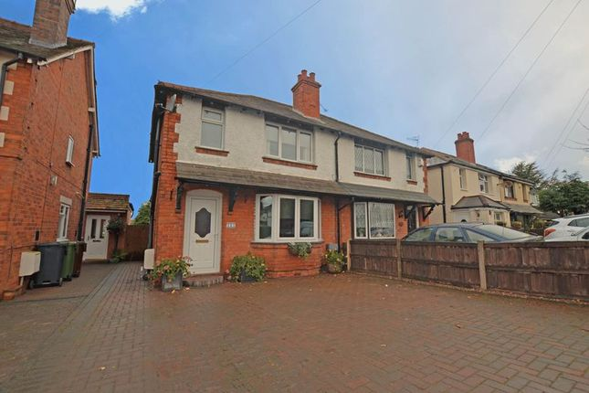 3 bed semi-detached house to rent in Stourbridge Road, Fairfield, Bromsgrove B61