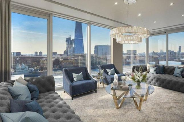 "Living Room of ""Hawksmoor Penthouse"" at Water Lane, (City Of London), London EC3R"