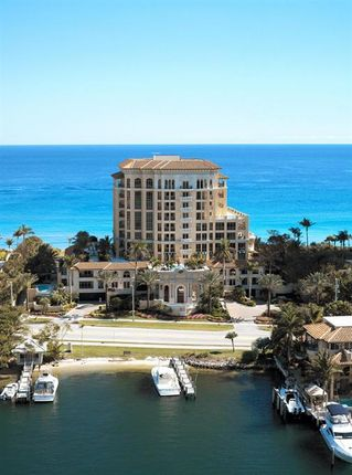 Town house for sale in 400 S Ocean Boulevard, Boca Raton, Florida, United States Of America
