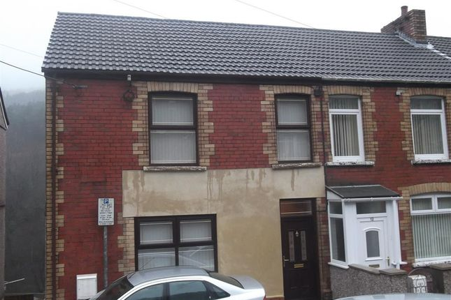 Thumbnail Property to rent in Morgans Terrace, Pontrhydyfen, Neath