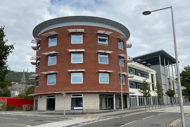 Thumbnail Office to let in Unit 10, Sf, Rotunda, Langdon House, Swansea Waterfront, Swansea