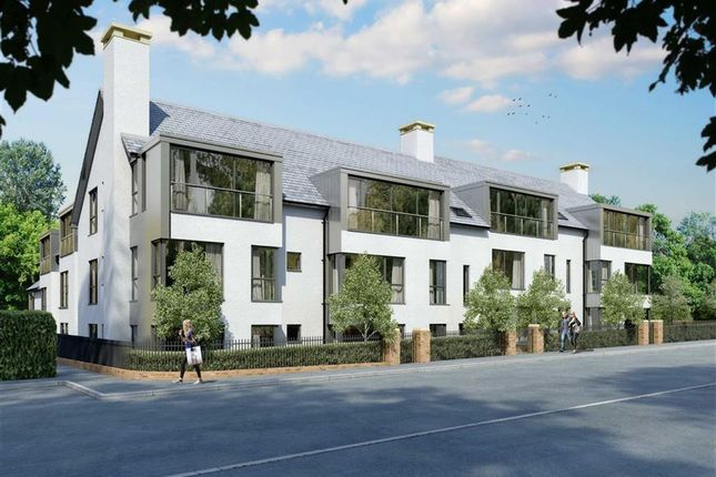 Thumbnail Flat for sale in Llangattock Court, Monmouth, Monmouthshire