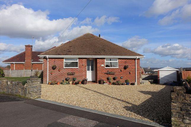 Thumbnail Detached bungalow for sale in Solent Drive, Hythe, Southampton