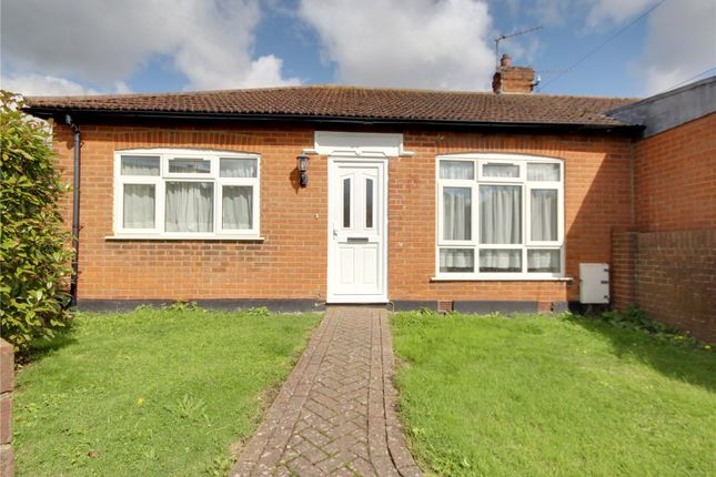 Thumbnail Bungalow to rent in Vegal Crescent, Englefield Green, Surrey