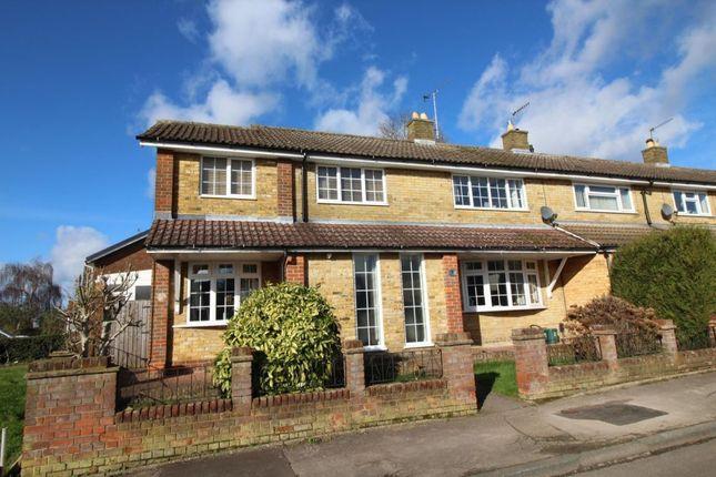 Thumbnail Semi-detached house for sale in Dellcut Road, Adeyfield, Hemel Hempstead