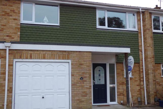 Thumbnail Terraced house for sale in Kennet Close, Farnborough