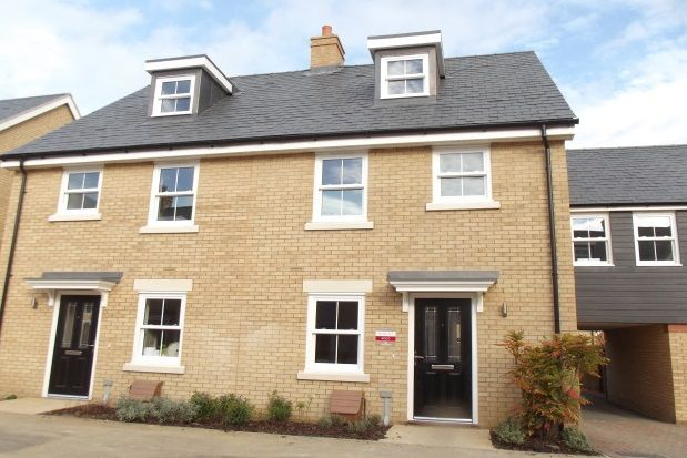 Thumbnail Property to rent in Kennett Drive, Biggleswade