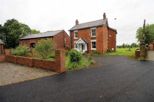 Thumbnail Detached house to rent in Lewth Lane, Woodplumpton, Preston