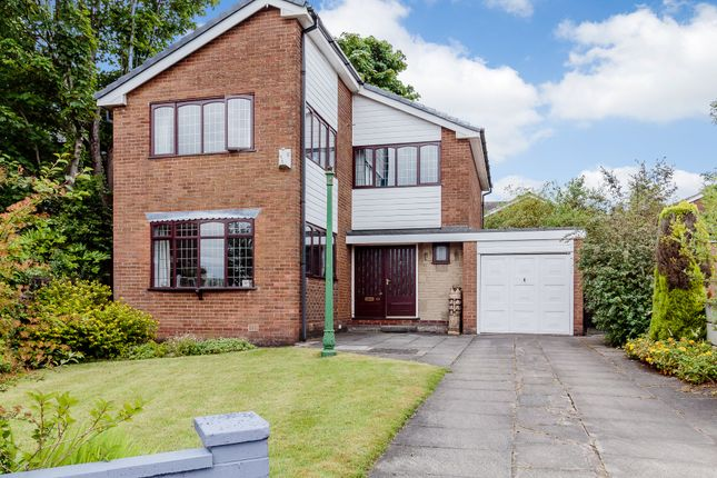 Thumbnail Detached house for sale in Sunningdale Drive, Heywood