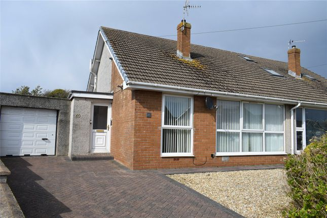 2 bed bungalow for sale in West End Avenue, Nottage, Porthcawl CF36
