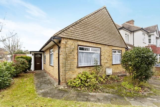 Thumbnail Bungalow for sale in Bridle Road, Shirley, Croydon, Surrey