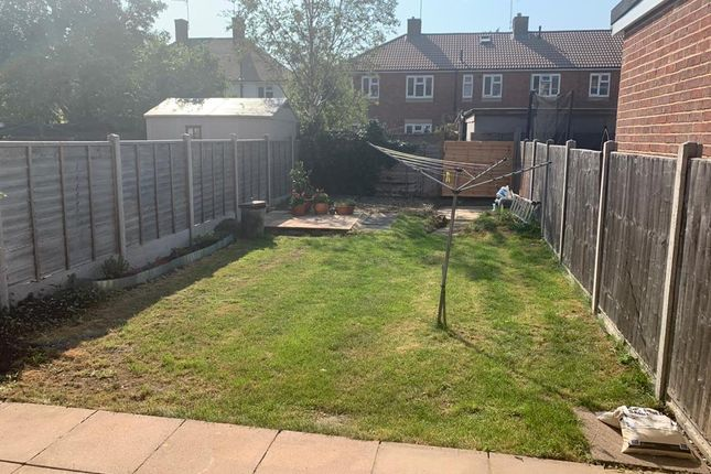 Garden of Rossington Avenue, Borehamwood WD6