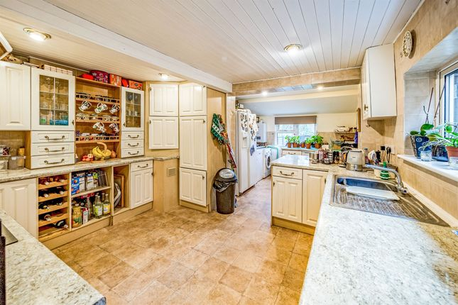 Thumbnail End terrace house for sale in Grovers Court, Wycombe Road, Princes Risborough