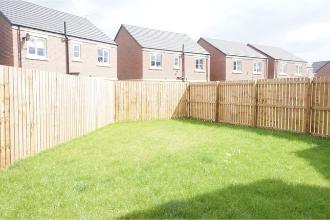 New Home 3 Bed Detached House For Sale In Cornwall Way