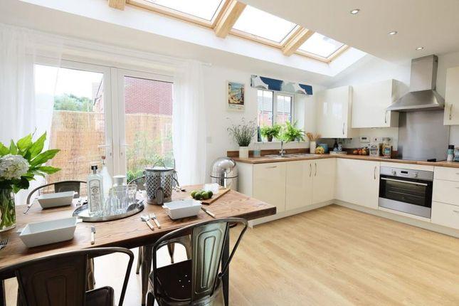 Thumbnail Semi-detached house to rent in Plot 324, Ellesmere, Tumeric Road, Norris Green Village