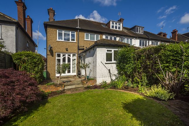 Semi-detached house to rent in Princes Gardens, London
