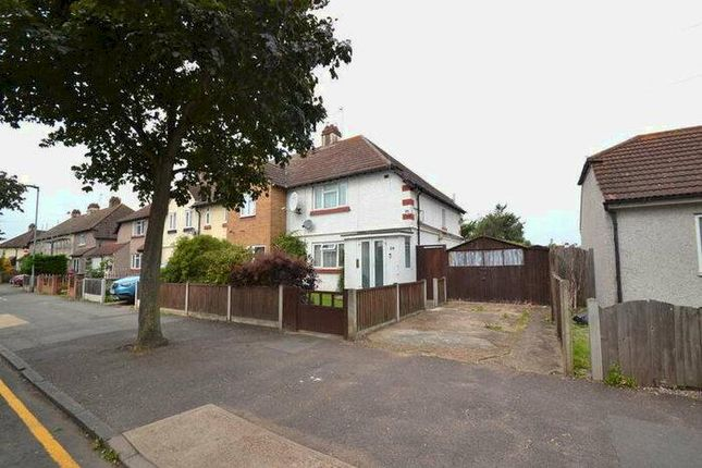 Thumbnail End terrace house to rent in Oval Road South, Dagenham, Essex, London