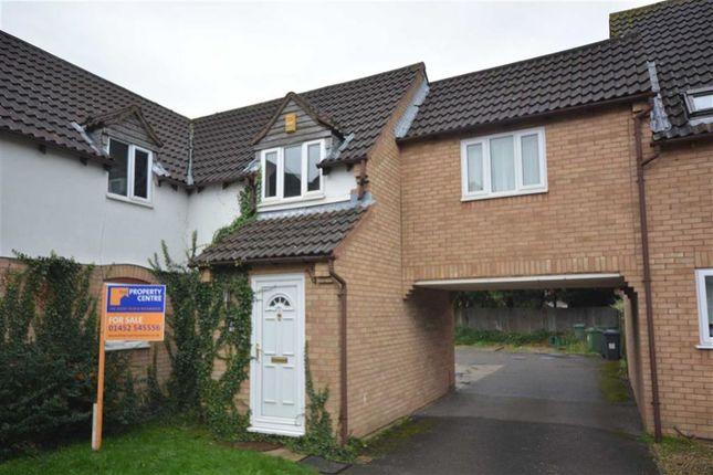 Thumbnail Terraced house to rent in Lanham Gardens, Quedgeley, Gloucester