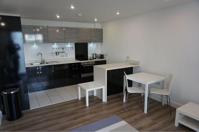 Living Kitchen of Millennium Promenade, Bristol BS1