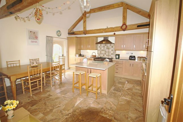 Thumbnail Barn conversion for sale in Kenstone, Hodnet, Shropshire
