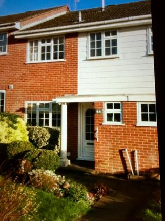Thumbnail Terraced house to rent in Harebell Close, Hartley Wintney, Hook