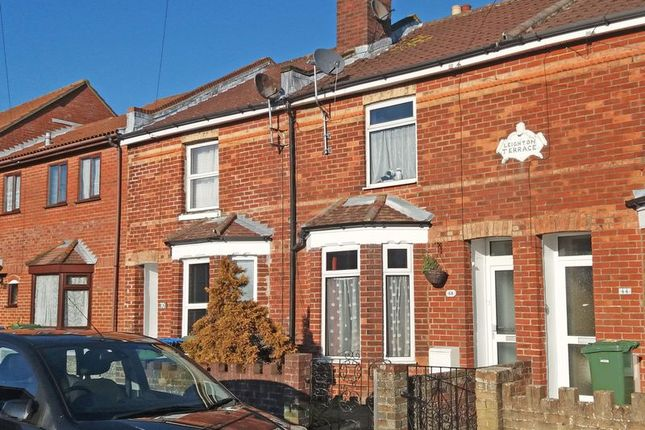Thumbnail Terraced house for sale in St. Edmunds Road, Southampton
