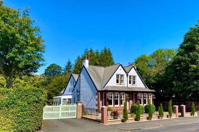 Thumbnail Detached house for sale in 'vennacher', 4 Alloway, Ayr