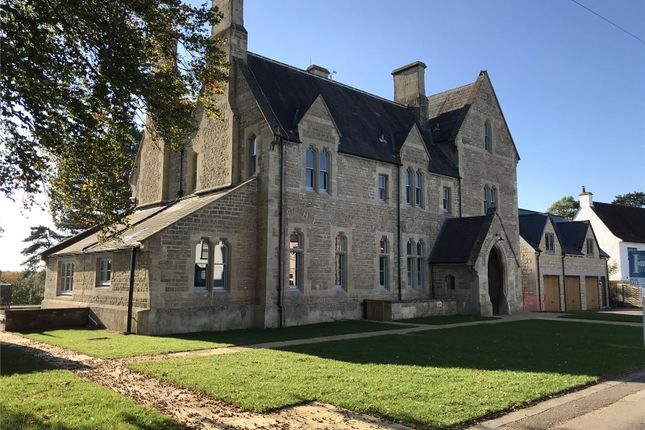 Thumbnail Flat for sale in The Old Rectory, Malmesbury Road, Chippenham, Wiltshire