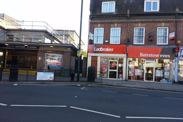 Thumbnail Retail premises for sale in Northolt Road, South Harrow, Middlesex