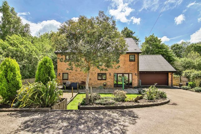 Thumbnail Detached house for sale in Bryn Road, Pontllanfraith, Blackwood